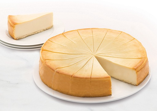 "9"" Original Plain Cheesecake (Frozen) Image"
