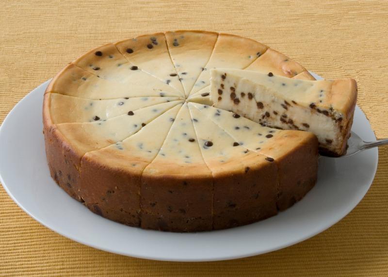 "9"" Chocolate Chip Cheesecake (Frozen) Image"