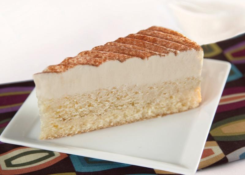 "9"" Tres Leches Cake (Frozen) Image"