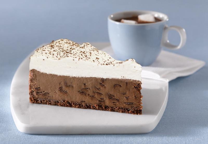 "9"" Hot Chocolate Cheesecake (Frozen) Image"
