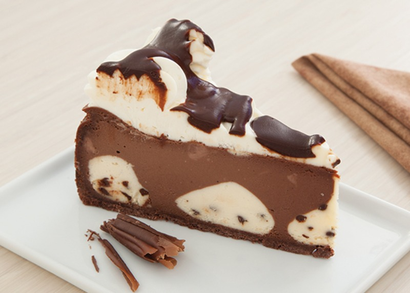 "10"" Brown Cow Cheesecake (Frozen) Image"