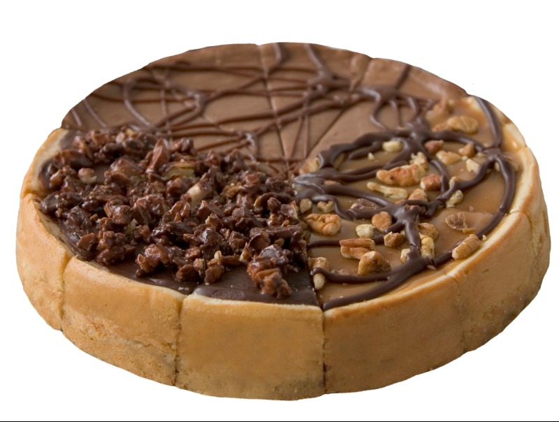 """7"""" Candy Cheesecake Sampler (Frozen) Image"""
