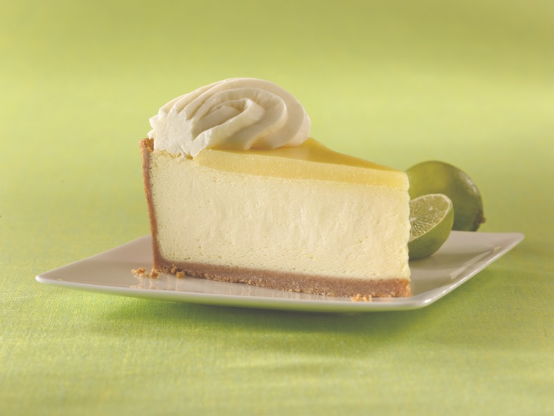 "10"" Key Lime Pie Cheesecake (Frozen) Image"