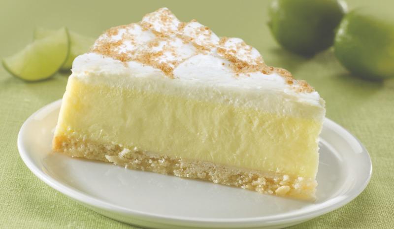 7'' Key Lime Cheesecake (Frozen) Image