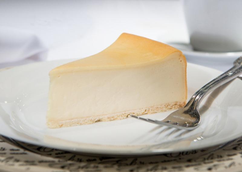 Cheesecake by the slice: Original Plain Image
