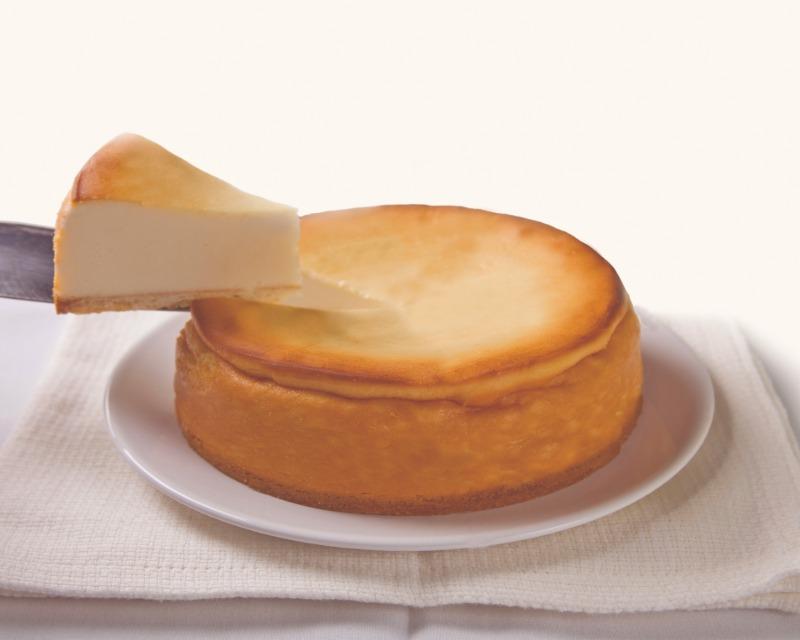 "5"" Original Plain Cheesecake Image"