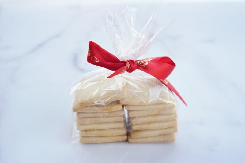 Just the Crust Shortbread Cookies Image