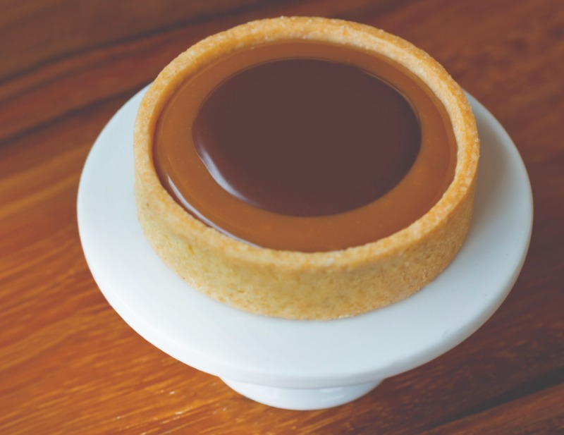 Sweet Imperfection Sale: Salted Caramel Tart Tray Image