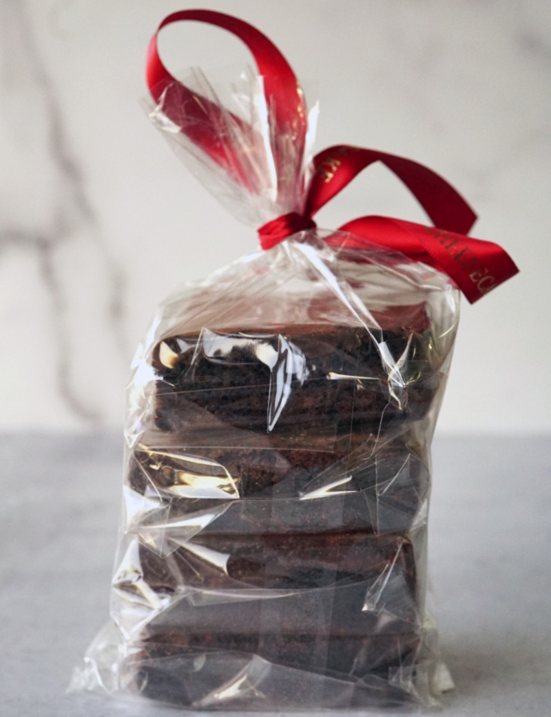 4-Pack Fudge Brownie Bar (Pre-Packaged) Image