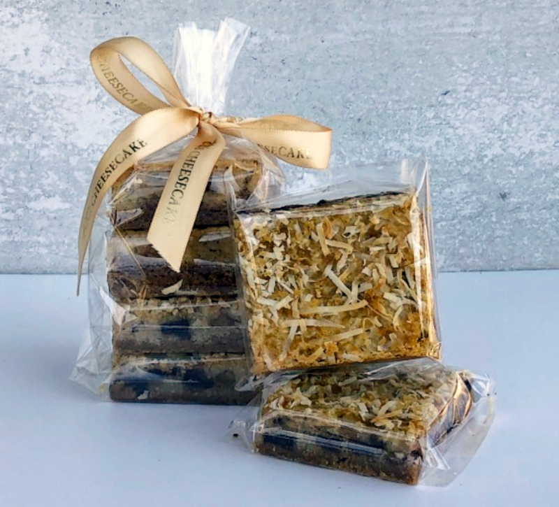 4-Pack 7-Layer Bar (Pre-Packaged) Image