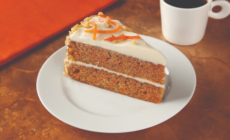 "8"" Carrot Cake Image"