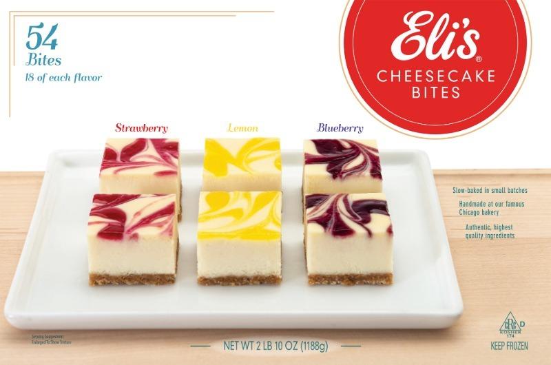 Cheesecake Cutie Fruit Sampler Image
