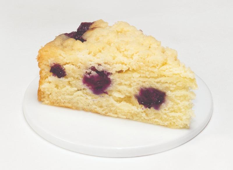 """Last Call Holiday Sale: 7"""" Blueberry Lemon Cake Image"""