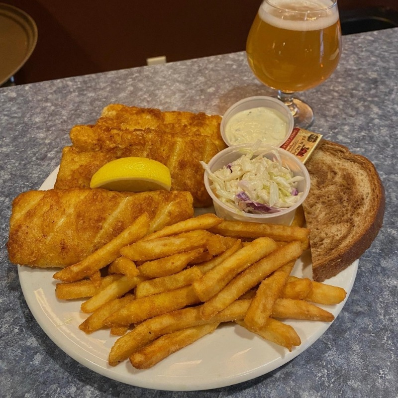 FRIDAY FISH FRY Image