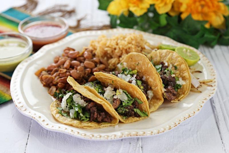 Wednesday Special - Tacos Mexicanos Image
