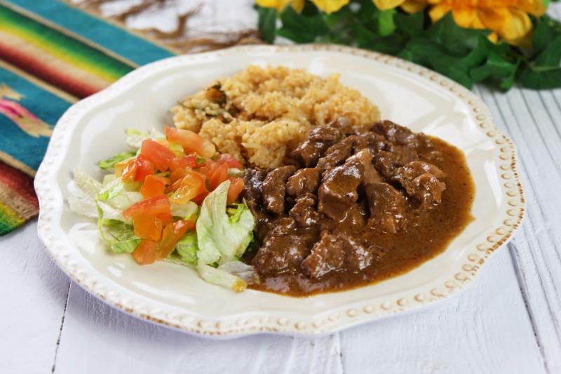 Tuesday Special - Carne Guisada Image