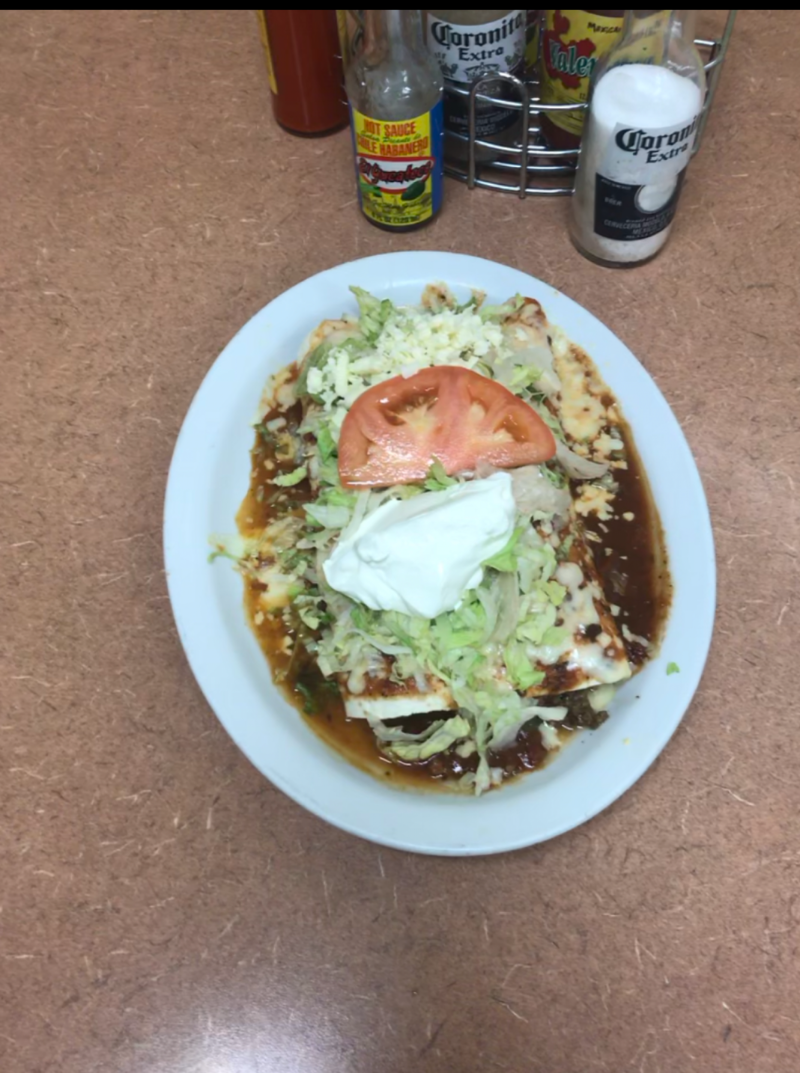 Burrito Special (Lunch Special) Image