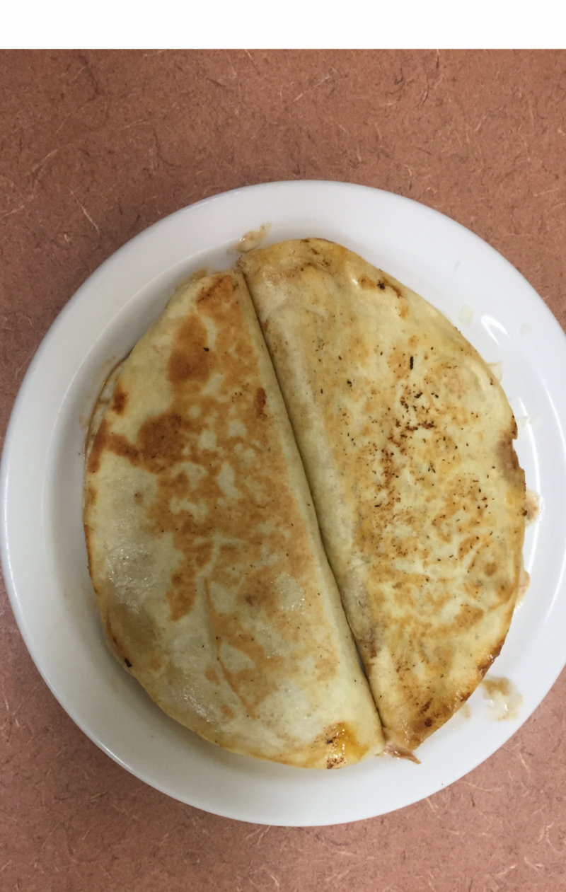 Quesadillas (Lunch Special) Image