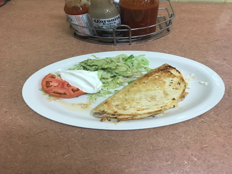 Quesadillas Rellenas (Lunch Special) Image