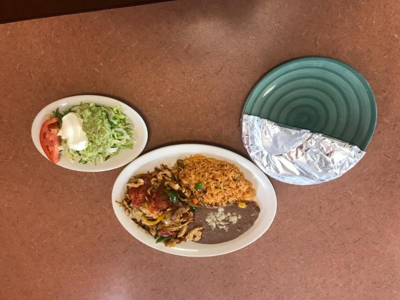 Fajitas (Lunch Special) Image