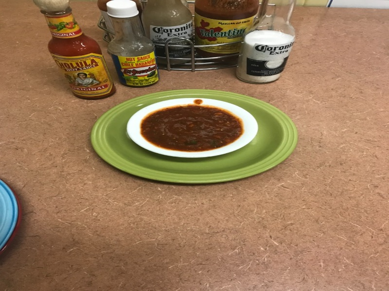 Red Hot Salsa Image