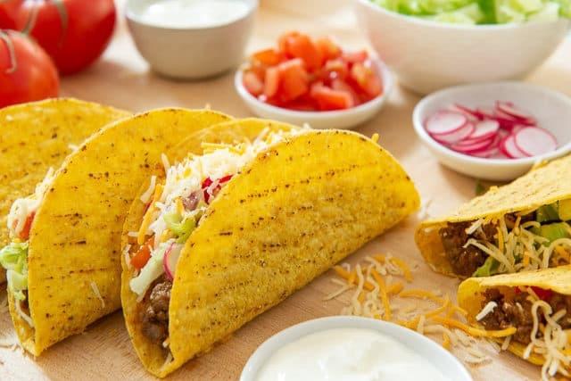 Hard Shell Taco Image