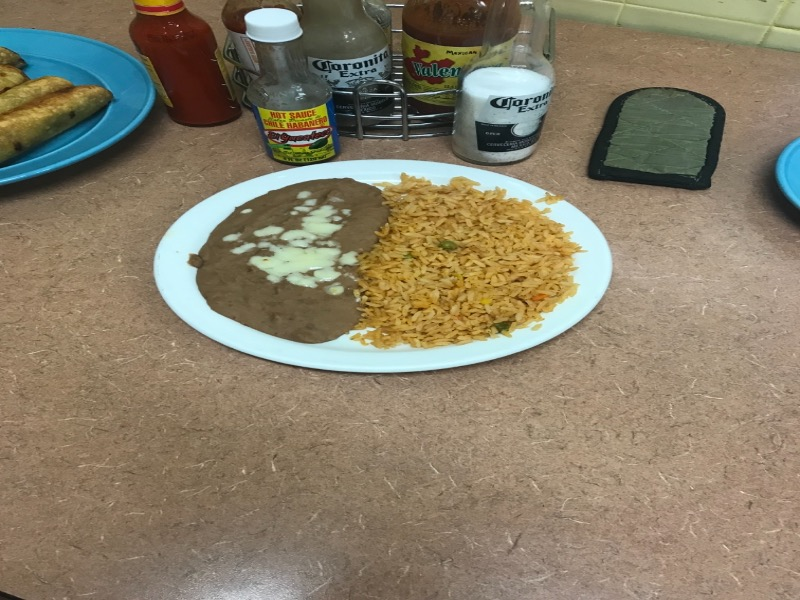 Rice and Beans Image