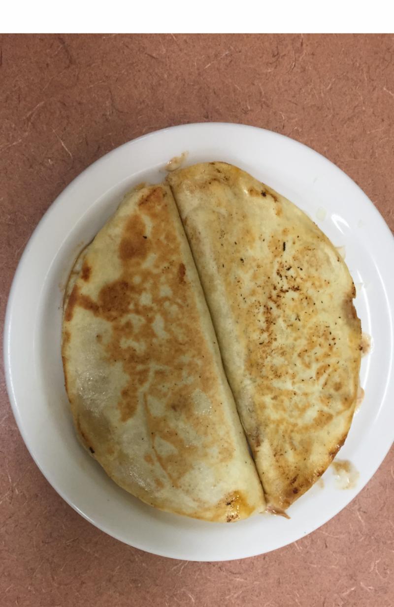 Cheese Quesadillas (2)