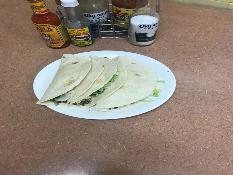Soft Tacos (3)*