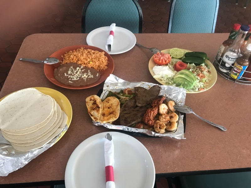 La Parillada (Grilled Dinner for Two) Image