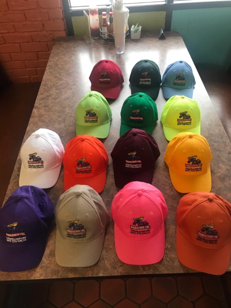 El Pulpo Hat Image