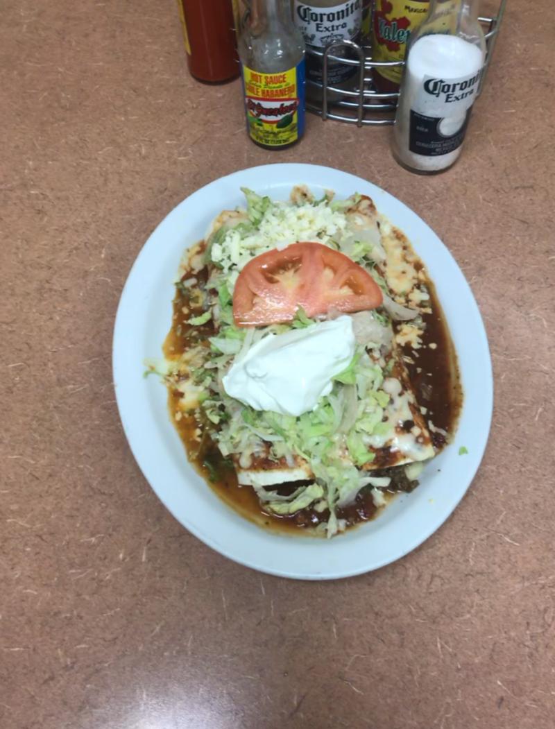 Burrito Deluxe Image