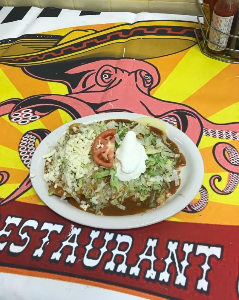 Enchiladas Supreme Image