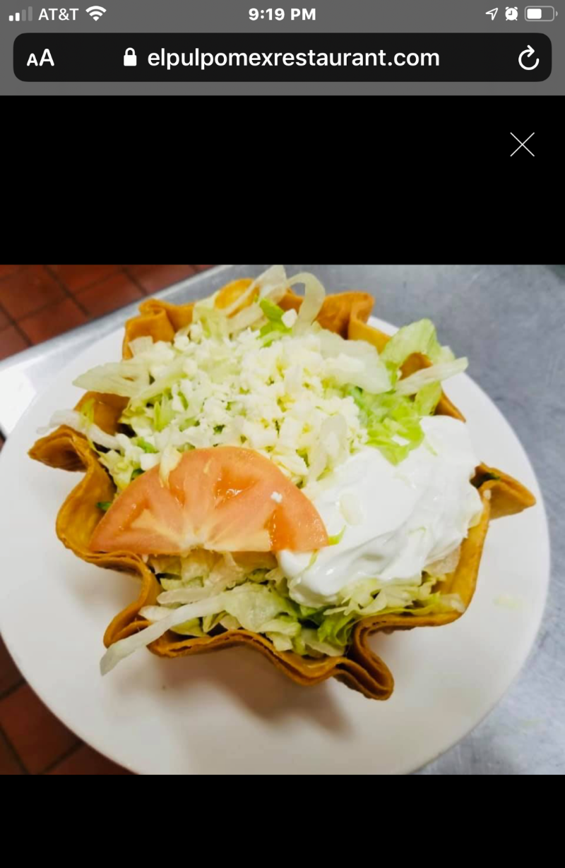 Taco Salad (Lunch Special) Image