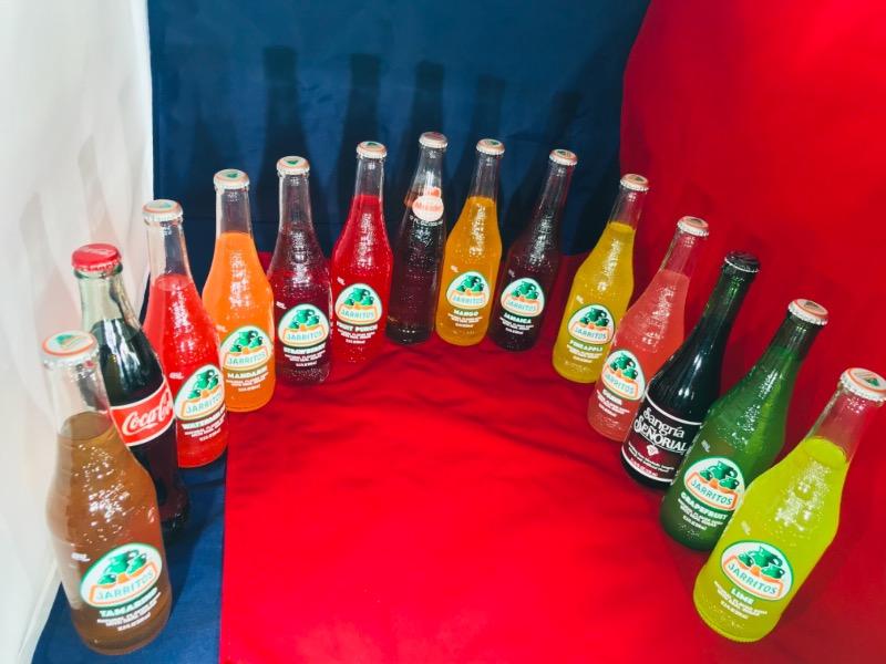 Mexican Sodas Image