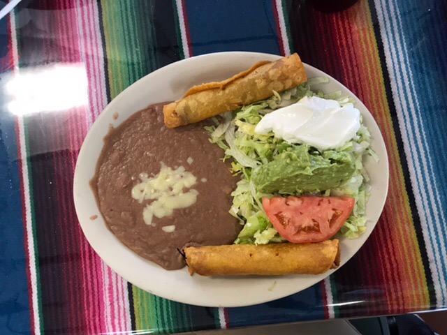 Taquito Mexicano (Lunch Special) Image