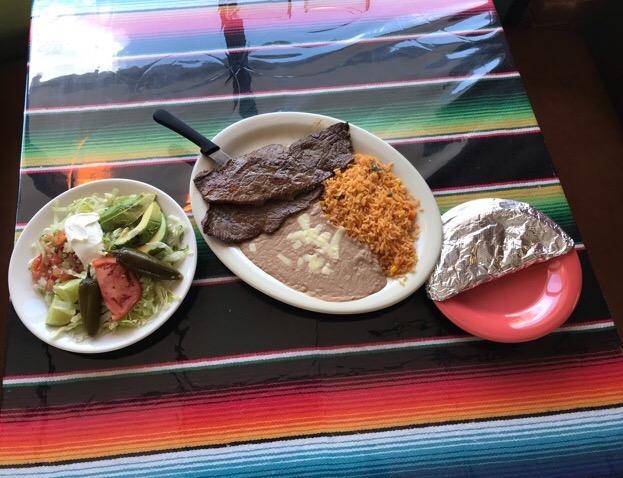 Tacos de Carne Asada* Image