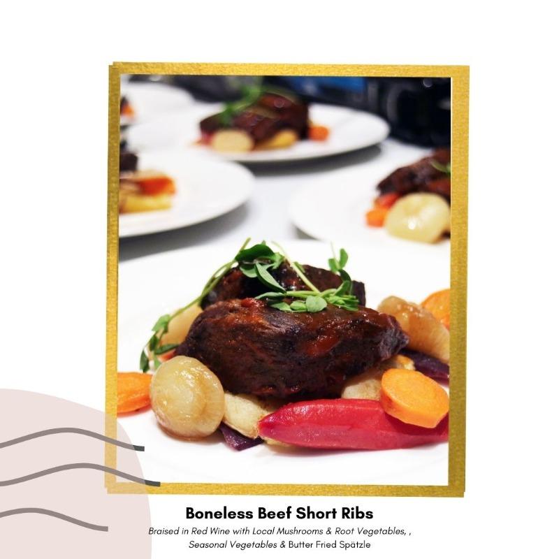 Boneless Beef Short Ribs Image
