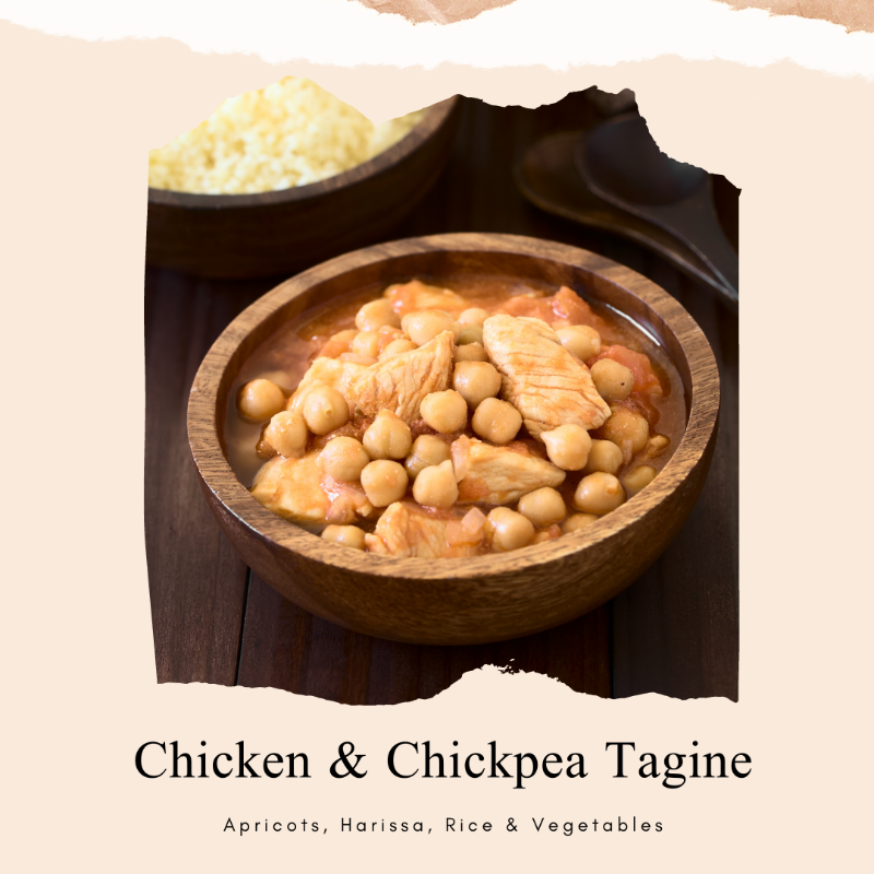 Chicken & Chickpea Tagine Image
