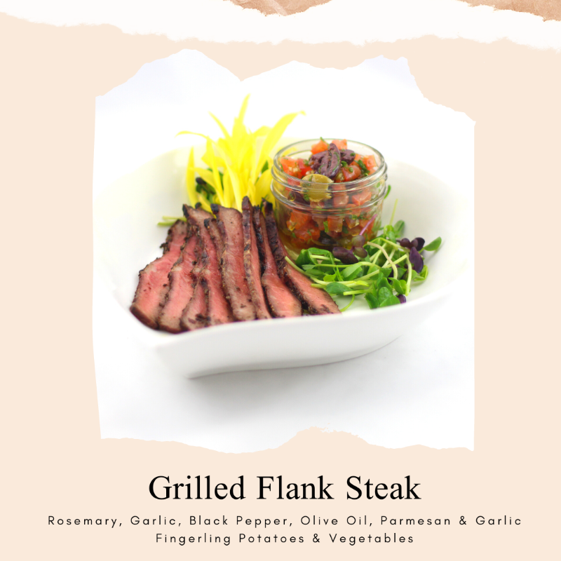 Grilled Flank Steak Image