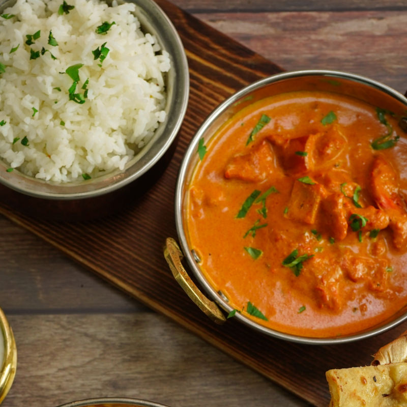Traditional Butter Chicken Image