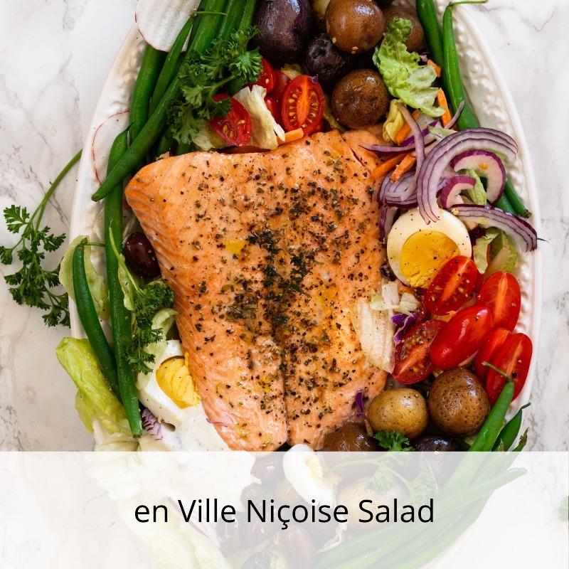 en Ville Niçoise Salad Image