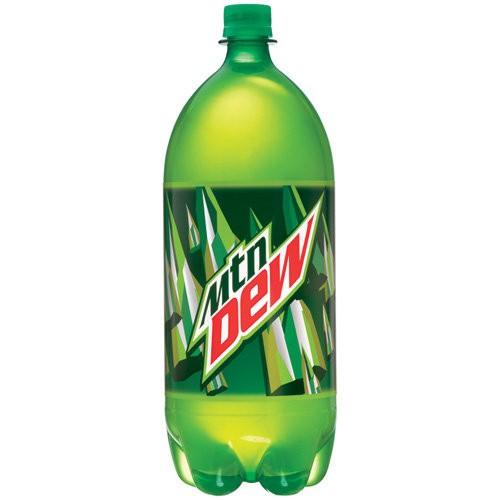 Mountain Dew 2-Liter Image