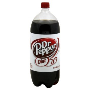 Diet Dr. Pepper 2-Liter Image