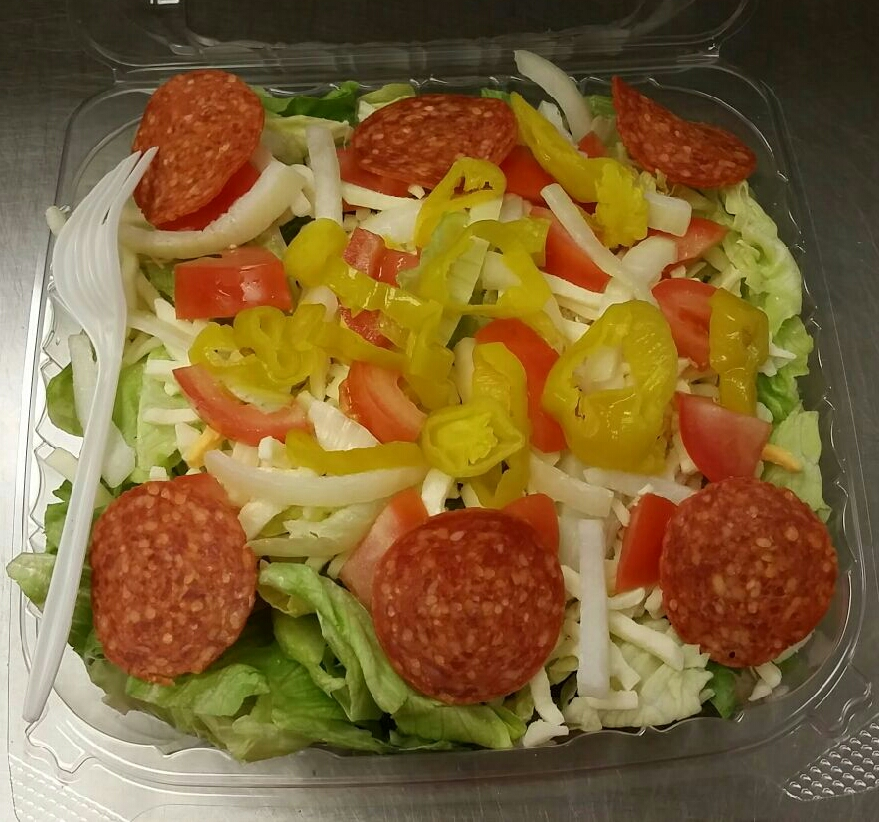 Deluxe Salad Image