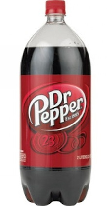 Dr. Peppers 2-Liter Image