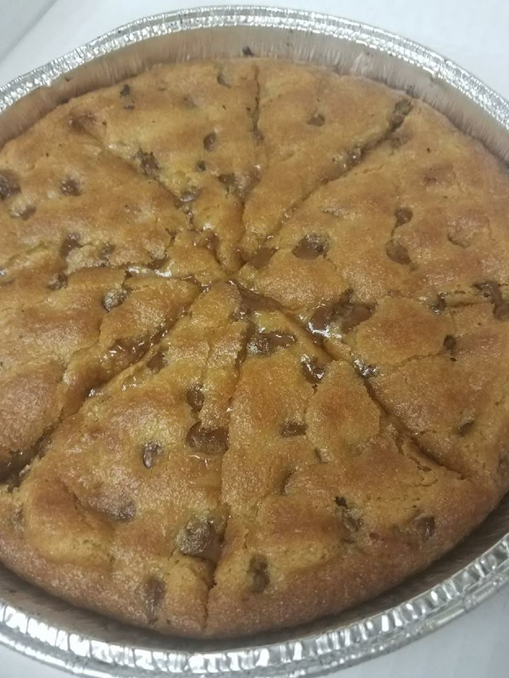 "8"" Chocolate Chip Cookie Image"