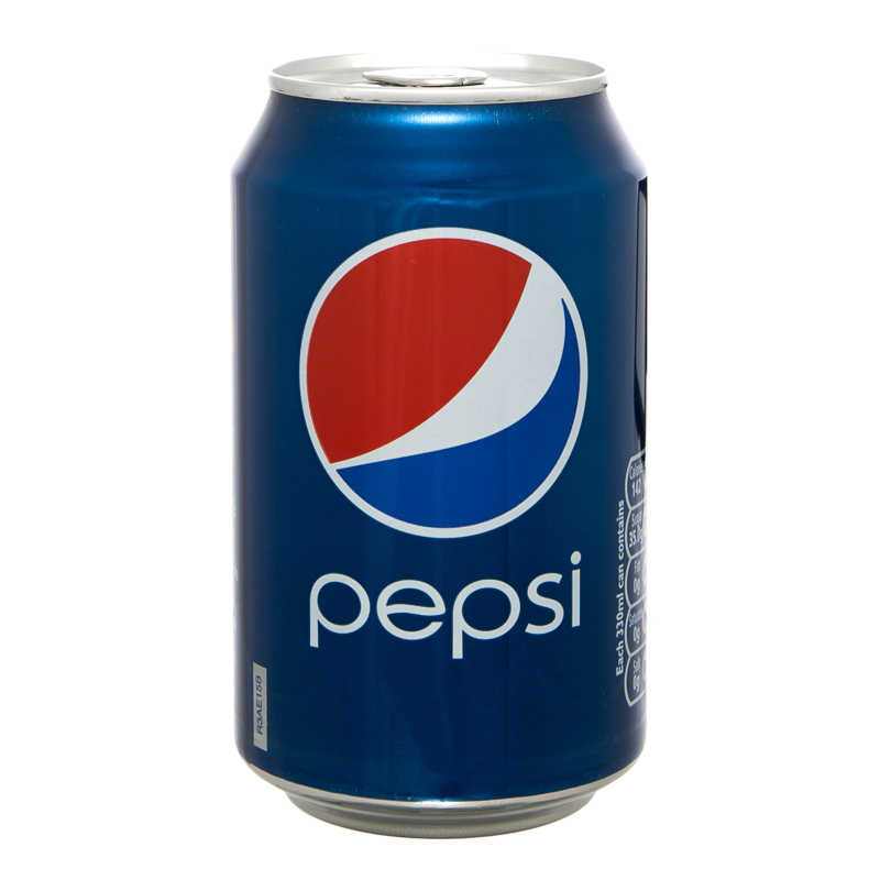 Pepsi 12oz Can Image