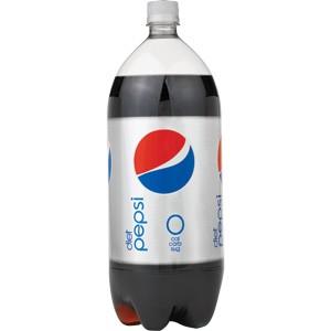 Diet Pepsi 2-Liter Image