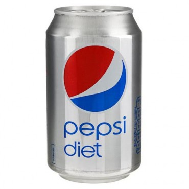 Diet Pepsi Can Image
